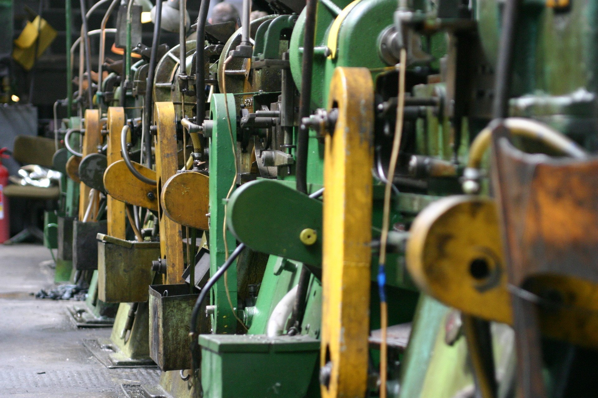 Tracking EPEI in Machine Shops